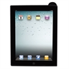Saunders Aluminum Storage Clipboard Accessory for iPad 2/3, Black