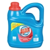 Ajax Dual Action Clean Liquid Laundry Detergent, Fresh Scent, 134 oz Bottle,