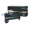 Lexmark X792X4MG (X792) Extra High-Yield Toner, 20000 Page-Yield, Magenta