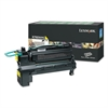 Lexmark X792X4YG (X792) Extra High-Yield Toner, 20000 Page-Yield, Yellow