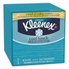 Kleenex Cool Touch Facial Tissue, 2-Ply, 50 Sheets per Box, 27/Carton