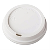 Starbucks Dome-Design Hot Cup Lids, Fits 12oz. 16oz. 20oz. Cups, White, 1000/Carton