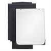Duramax Total Erase Dry Erase Board, 27 x 34, White