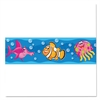 "TREND Bolder Borders, 11 panels, 2 3/4"" x 39"", Sea Buddies"