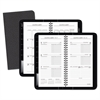 Executive Weekly/Monthly Appointment Book, 3 1/4 x 6 1/4, White, 2017