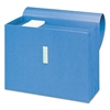 Smead Antimicrobial Expanding File, 12 Pockets, Letter, Blue
