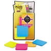 Post-it Full Adhesive Notes, 2 x 2, Assorted Rio de Janeiro Colors, 25-Sheet, 8/Pack