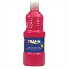 Prang Ready-to-Use Tempera Paint, Red, 16 oz