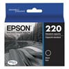 Epson T220120 (220) DURABrite Ultra Ink, Black