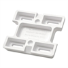 KIMBERLY-CLARK PROFESSIONAL* Mounting Bracket for All-N-1 Skin Cleanser System, White