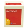 Universal Standard Self-Stick Notes, 3 x 5, Yellow, 100-Sheet, 18/Pack