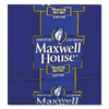 Maxwell House Coffee, Regular Ground, 1 1/10oz Pack, 42/Carton