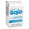 GOJO Lotion Skin Cleanser Refill, Floral, Liquid, 800mL Bag, 12/Carton