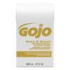 GOJO Gold & Klean Lotion Soap Bag-in-Box Dispenser Refill, Floral Balsam, 800mL