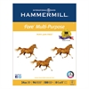 Hammermill Fore MP Multipurpose Paper, 96 Brightness, 24lb, 8-1/2 x 11, 5000/Carton