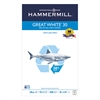 Great White Recycled Copy Paper, 92 Brightness, 20lb, 8-1/2 x 14, 500 Shts/Ream
