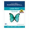 Hammermill Laser Print Office Paper, 98 Brightness, 32lb, 8-1/2 x 11, White, 500 Sheets/RM