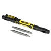 4 in-1 Pocket Screwdriver, Black