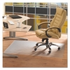 Cleartex Advantagemat Phthalate Free PVC Chair Mat for Hard Floors, 48 x 36