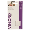 Velcro Sticky Fix Tak, 6 Bars/Pack, White