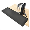 Ergotron Large Keyboard Tray for WorkFit-S, 27 x 9, Black