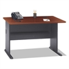 Series A Collection 48W Desk, Hansen Cherry