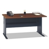 Bush Series A Collection 60W Desk, Hansen Cherry
