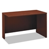 Bush Series C Collection 48W Return Bridge, Mahogany