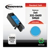 Innovera Remanufactured 332-0400 (1660) Toner, Cyan