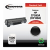 Innovera Remanufactured CF283A (83A) Toner, Black