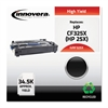 Innovera Remanufactured CF325X (25X) High-Yield Toner, Black