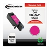 Remanufactured 332-0401 (1660) Toner, Magenta