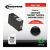 Innovera Remanufactured 14N1607 (150XL) High-Yield Ink, Black