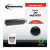 Remanufactured 44574701 (B411) Toner, Black