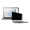 """PrivaScreen Blackout Privacy Filter for 12.1"""" Widescreen LCD/Notebook, 16:10"""