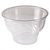 Indulge Dessert Containers, 8 oz, Clear, Plastic, 1000/Carton