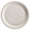 Chinet Savaday Molded Fiber Plates, 10 Inches, White, Round