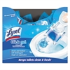 LYSOL Brand Click Gel Automatic Toilet Bowl Cleaner, Ocean Fresh, 0.17 oz, 18/Carton