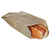 "Eco-Products Renewable & Compostable Grease-Resistant Paper Sleeve--3.5""x9""x2"", 2000/CT"