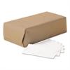 Scott 1/8-Fold Dinner Napkins, 2-Ply, 17 x 14 63/100, White, 300/Pack, 10 Packs/Carton