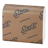 Scott Tall-Fold Dispenser Napkins, 1-Ply, 7 x 13 1/2, White, 250/Pack, 40 Packs/Carton