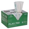 Brawny Dine-A-Cloth FLAX Foodservice Wipers, 12 3/4x21, White,150/Box