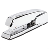Swingline 747 Business Full Strip Desk Stapler, 25-Sheet Capacity, Polished Chrome