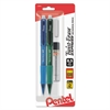 Twist-Erase EXPRESS Mechanical Pencil, .5 mm, 2 per Set