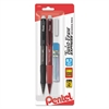 Pentel Twist-Erase EXPRESS Mechanical Pencil, .7 mm, 2 per Set