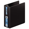 "Ultra Duty D-Ring Binder, 4"" Cap, Black"