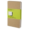 Moleskine Cahier Journal, Plain, 5 1/2 x 3 1/2, Kraft Brown Cover, 64 Sheets