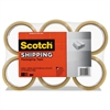 "Scotch 3350 General Purpose Packaging Tape, 1.88"" x 54.6yds, 3"" Core, Clear, 6/Pack"