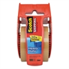"Scotch 3850 Heavy-Duty Packaging Tape in Sure Start Disp., 1.88"" x 800"", Tan"