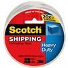 """Scotch 3850 Heavy-Duty Packaging Tape, 1.88"""" x 54.6yds, 3"""" Core, Clear"""
